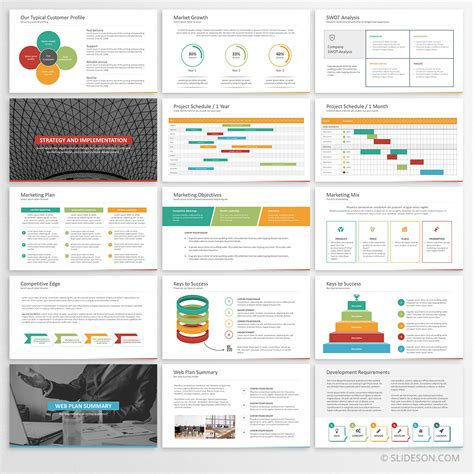business plan presentation business plan presentation ppt templates