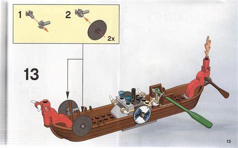 lego viking boat instructions lego viking boat against the wyvern dragon instructions