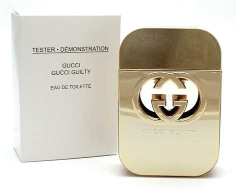 Gucci Guilty For Edt 75ml Tester tester gucci guilty edt 75ml bonjourcosmetics