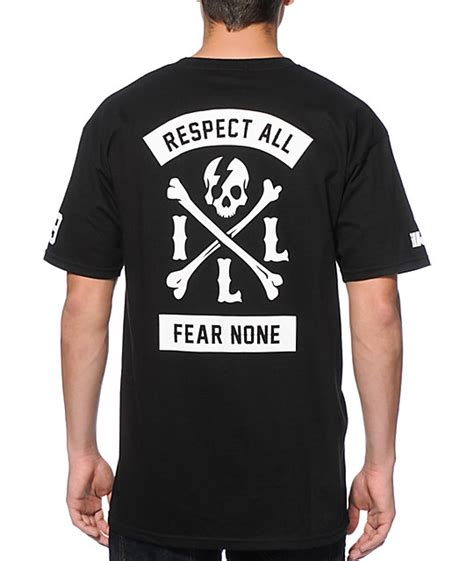 Illest Shirt illest respect t shirt at zumiez pdp