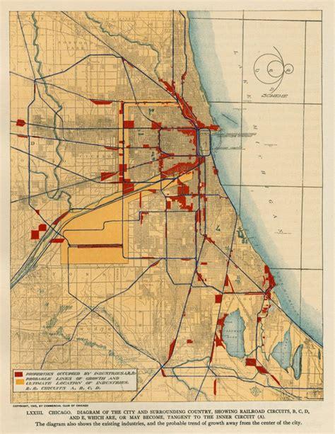 Floor Plan Classroom plan of chicago plate 73 burnham plan centennial logo