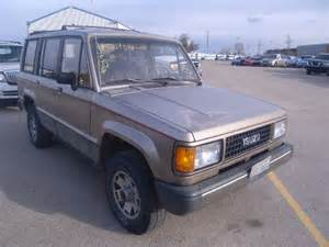 1988 Isuzu Trooper For Sale Isuzu Trooper Ii For Sale