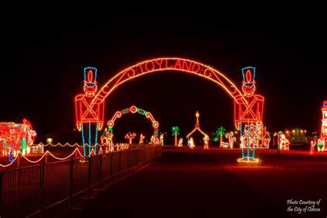 christmas lights odessa tx events in odessa tour texas