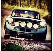 Triumph TR6 Rally  TR Pinterest Cars
