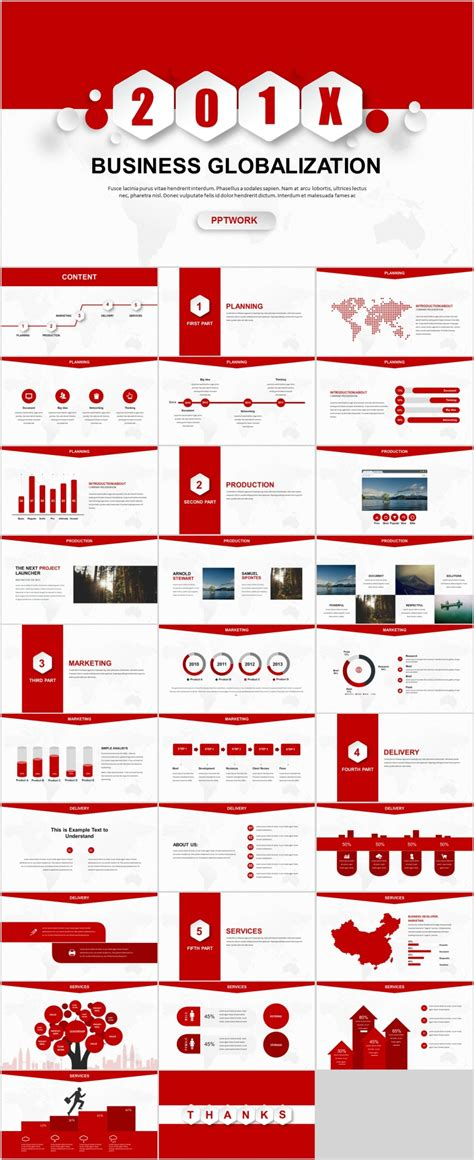 creative the highest quality powerpoint templates and 30 creative business report powerpoint template the