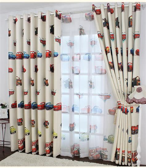 childrens fabrics for curtains home design children s curtains shading cloth cartoon cars