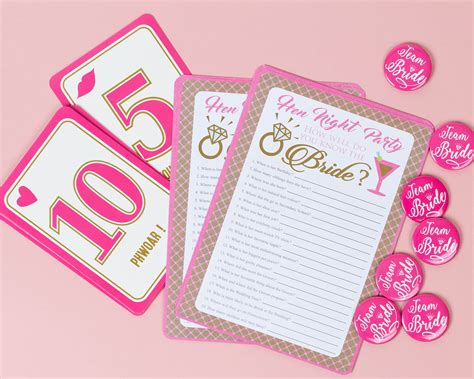 hen party your hen party kit poundland