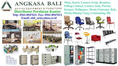 Kursi Plastik Makassar angkasa bali furniture distributor alat kantor jual kursi