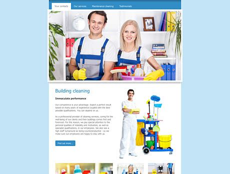 1and1 Professional Services Template 2055 60 946 En Us 1and1 Theme 1and1 Website Builder Templates