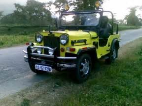mahindra jeep classic deasl 1995 model for sell for