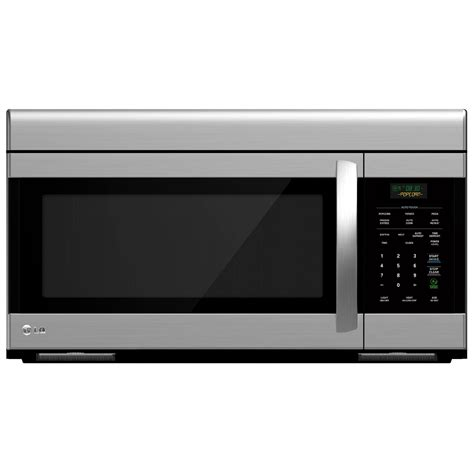 Microwave Oven Lg Ms2042d lg lmv1683st 1 6 cu ft stainless steel the range