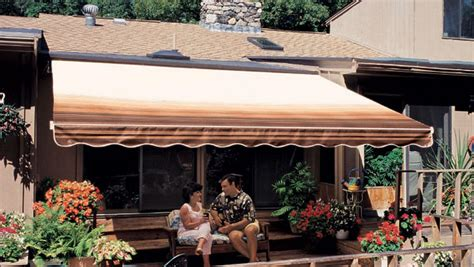 sunsetter awning manual window awnings door canopies and commercial awnings