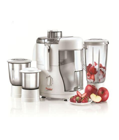 Mixer Juicer prestige ch 550 watt 3 jar juicer mixer grinder price