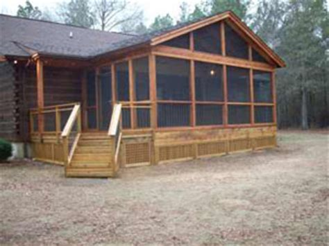 How To Build A Backyard Deck Tailor Decks First Screened Porch With Tailor Wood Porch