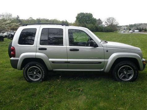 04 Jeep Liberty Mpg Find Used 04 Jeep Liberty Columbia Edition Clean