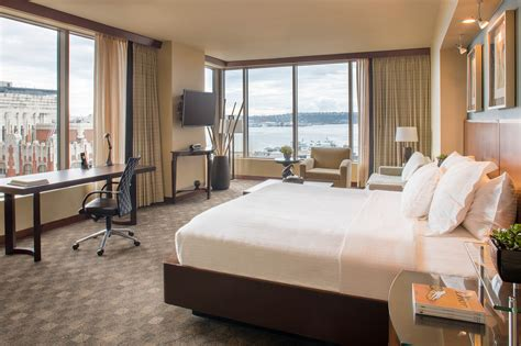 hotel rooms in seattle seattle s four five hotels of 2016 mapped curbed seattle