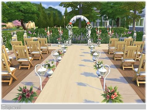 how to set up a wedding in sims 3 wedding 187 sims 4 updates 187 best ts4 cc downloads