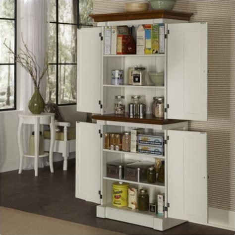 Home Styles Pantry by Home Styles Monarch White Oak Pantry Ebay
