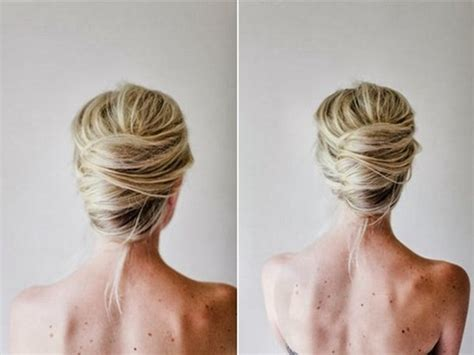 messy french twist love this for wedding hair cute simple wonderful diy messy french twist hairstyle