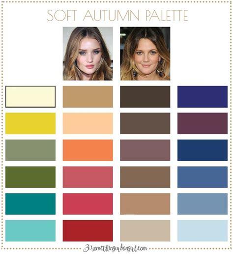 soft autumn palette soft autumn 25 best ideas about soft autumn on soft