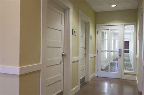 modern interior doors hall contemporary with contemporary 5 equal panel doors 8 lite glass doors modern hall