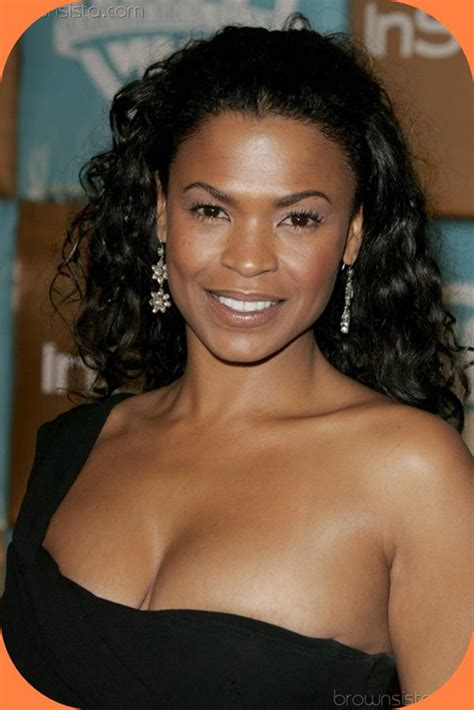 the brilliant nia long curly hairstyles pertaining to hair nia long hairstyles wavy down the impressive nia long