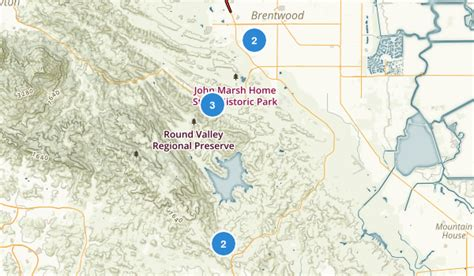 brentwood california mapquest best trails near brentwood california alltrails
