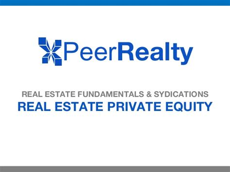 real estate investing 101 equity