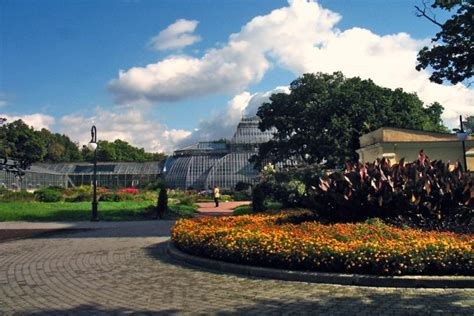 St Petersburg Botanical Garden Best Parks In St Petersburg Russia