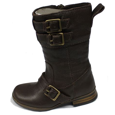 toddler brown boots authentic zara toddler s vintage brown leather