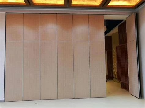 interior folding sliding doors operable office partition walls aluminium track rollers