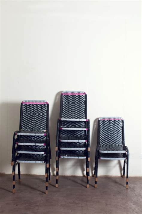 Kursi Stacking Chair bombay bunai kursi sian pascale