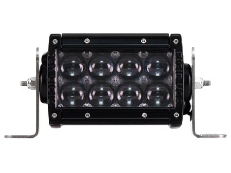 Rigid Industries 4 Inch E2 Series Led Light Bar White 4 Inch Led Light Bar