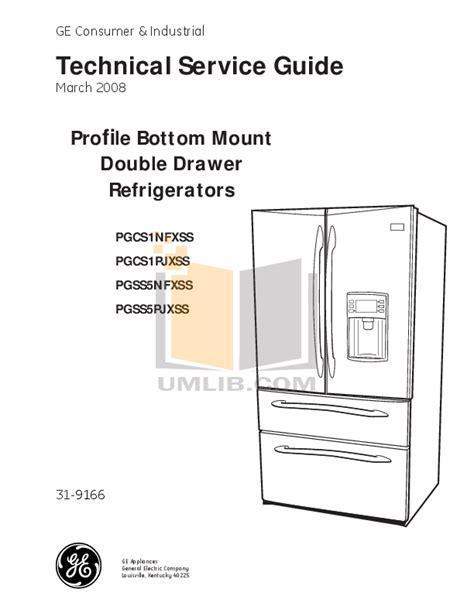 ge refrigerator schematics refrigerator elsavadorla