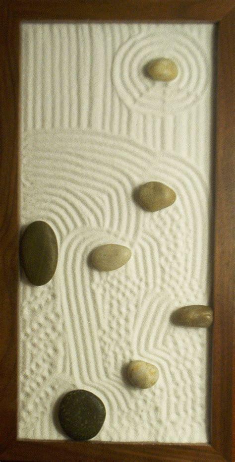 garden designs sand zen