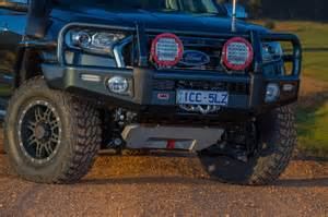 Ford Ranger Upgrades Ford Ranger Px Mk2 Accessories Range By Arb Loaded 4x4