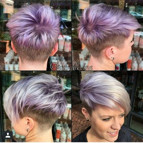 cutting hair so it curves under 25 best ideas about undercut hairstyles women on