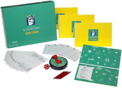game design bible scattergories bible edition game by cactus game design