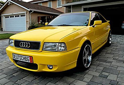 audi coupe 1990 1990 audi quattro coupe for sale photos technical specs