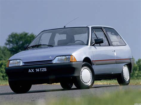 coches de 3 puertas fotos de citroen 3 puertas 1986 foto 4