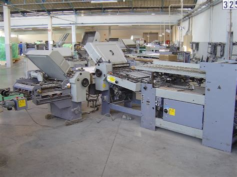 Stahl Paper Folding Machine - stahl t 52 44 x folding machine exapro