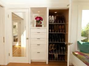 Shoe Storage In Closet by More Shoe Storage Solutions For Your Home