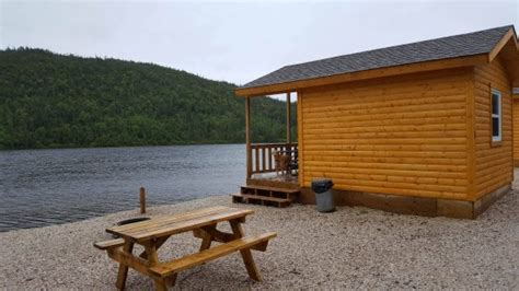 Gros Morne Cabins Rates by Gros Morne Norris Point Koa Updated 2017 Cground