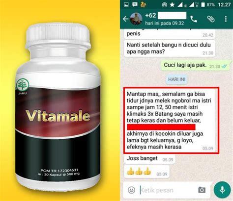 Vitamale Dari Hwi resiko vitamale hwi untuk kejantanan pria jamupasutri net