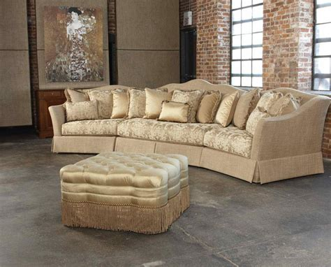 Leather Fabric Sectional Sofa Sofa Chair Leather Fabric Sectional