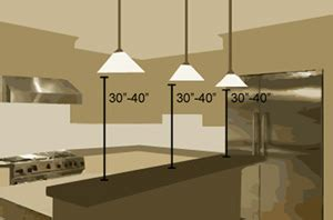 Pendant Light Buying Guide At Fergusonshowrooms Com Kitchen Island Light Height