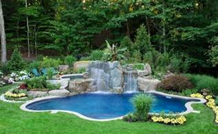 garten swimmingpool 15 pool landscape design ideas home design lover