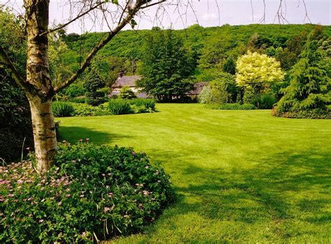 Garden Wales Cae Hir Gardens