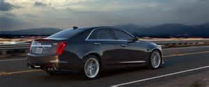 Cadillac Cts Vs Cts V Cadillac Cts V Sedan 2016 Cartype