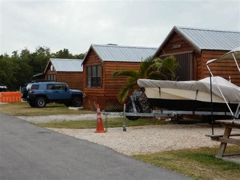 Glades Cozy Cabins by Pelican Outside From Cabin 10 Picture Of Glades